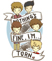 one direction png by Dlittlemonster