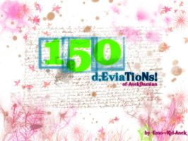 150 deviations by anekdamian