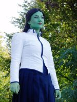 Elphaba - I'm not that girl by Sasouri