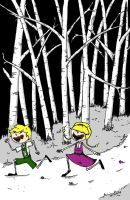 Hansel and Gretel by CatAddams