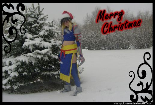 Star Ocean Chistmas by charry-photos