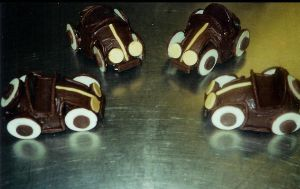 Chocolate Cars by NctrnlBst