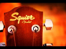 Squier by Fender by crazySmiley
