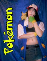 Ash Ketchum: Rule 63 by asu-chan666