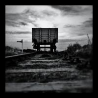 Railway Trailer by Seventy-Eight