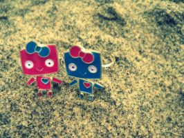Robo Buds by MAC-Photographie