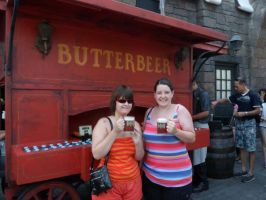 Butterbeer by punkette180