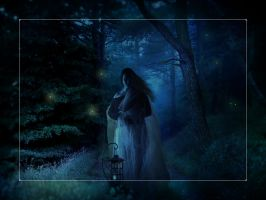 No Light For My Path by allison712