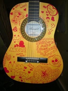 my awesome guitar by nom-nom-ninja-sheep