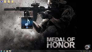 Medal of Honor Limited Edition Desktop by LazyLaza