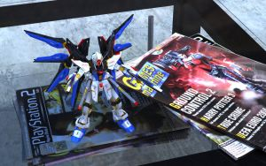 Gundam ZGMF-X20A by Phantasy89