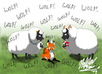 All Canines apparently are... by xAshleyMx