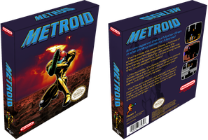 Metroid by vladictivo