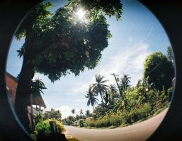 Little Town by lomocotion
