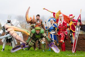 MH_Hunters by CalipsoCosplay