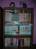 My Manga Collection by AnimePrincez