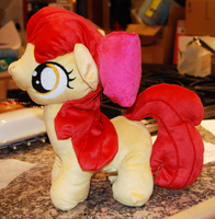 Meet Apple Bloom! (for sale) by xBeautifulDreamerx
