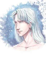 Kunzite: Ice by LordSiverius