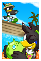 COMM: Tropical Toucans by HoneyL17