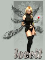 ID for loveit by Fredy3D