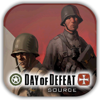 Day of Defeat Game Icon by Wolfangraul