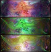 Wish Triptych by penngregory