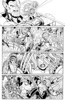 Wolverine and the X-Men #9 page 8 by WaldenWong
