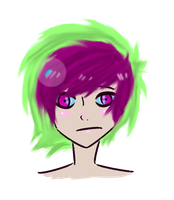 hair practice blergh by TheHappyHippie97
