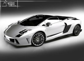 lamborghini gallardo Estrema by agespoom