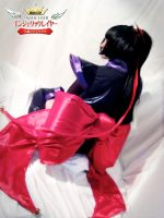 AL cosplay :: Another Day by ekormekolindo