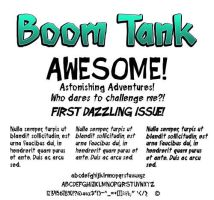Boom tank by andehpinkard
