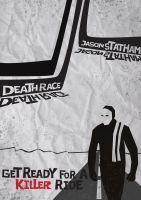 Death Race Poster by JACooper1992