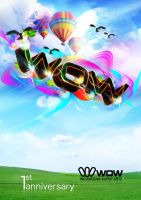 WOW Anniversary by gilang2007
