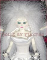 Ice Queen detail by dollsbyelectra