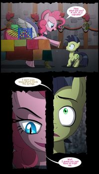 Lucky Joe vs. Cupcakes - part 13 by Culu-Bluebeaver