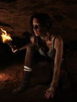 Dark caves by CosplayCandy
