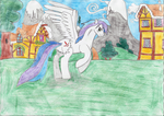 Silverwing - Come With Me  [BIRTHDAY PRESENT] by FenrirTheKnight