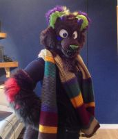 Reskell scarf photoshoot 5 by Lockian