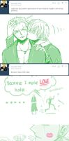 'Coz Sanji makes LOVE by ArcielFreeder