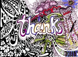 thanks  collab by hesterkin
