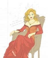 Cersei Lannister, Again by Lauren-Oh