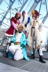Zexal-Arclight family by LadyOfBarians