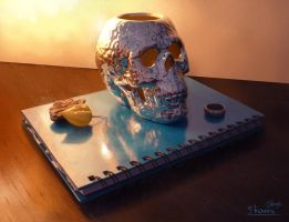 Lifestudy October. by Suzanne-Helmigh