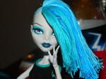 Mohawk for Ghoulia by Ashlex-in-pearl