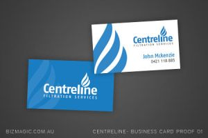 Centreline Business Cards by everlongdrummer
