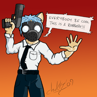 Everybody be cool by Chukkz