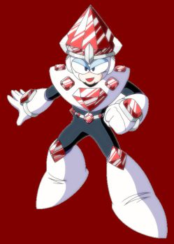 Edited a picture of Jewel Man by MissingNo693