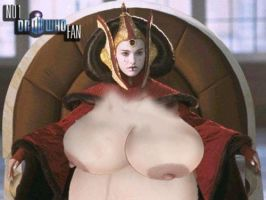 the queen of naboo by no1drwhofan