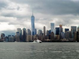 Whole View of New York City by TheWizardofOzzy