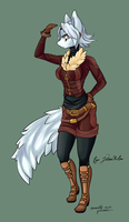 COMM::Drenholm:Glacia: by Rayne-Is-Butts